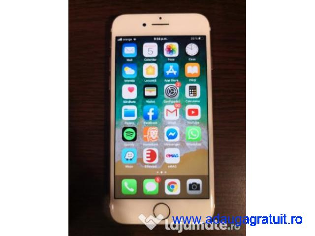 IPhone 7 128GB Rose Gold liber de retea
