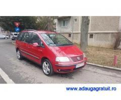 Sharan 2.0TDI euro 4 2008 Unlimited