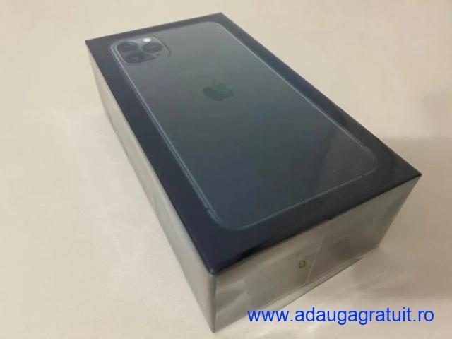 Apple , iPhone 11 Pro Max  256 Gb   Green   Space Gray  Sigilat