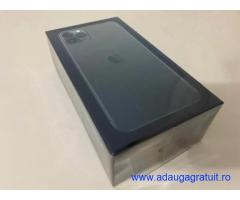 Apple , iPhone 11 Pro Max  256 Gb   Green   Space Gray  Sigilat
