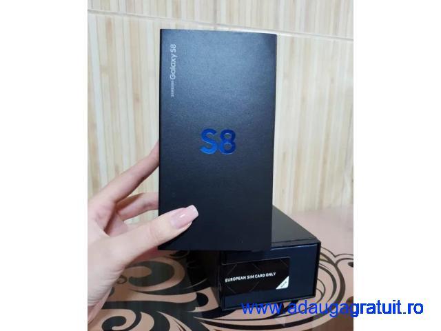 Samsung s8 negru nou sigilat