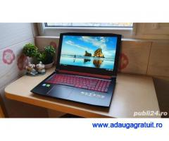 laptop acer nitro gaming --i5 gen 8, 12gb ddr4, ssd+sshd, mx150 2gb--