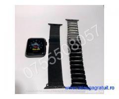 apple watch series 3 42mm space black stainless steel (otel) gps lte