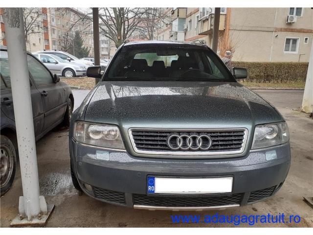 Audi allroad 2,5 v6 tdi-autoturism stabil si puternic