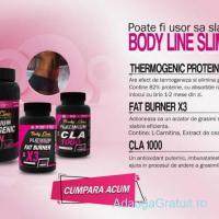 Body Line Slim - Suplimente slabit femei
