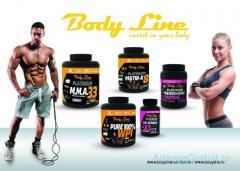 M.M.A 33 de la Body Line. Masa musculara rapida