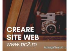 Creare Site de Prezentare