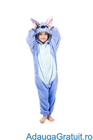 Pijamale copii,  model Stitch